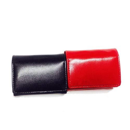 ミヤモト(Miyamoto)コインケース赤W8×H6.5×D2.5cm合成皮革CV-6G-R