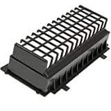 DeClean HEPA Filter Ersatzteil für Bosch Relaxx'x Pro Silence Staubsauger BGS5331/02 BGS5331/03 BGS5A300 BGS51442 BGS5FMLY2 BGS5SMRT66