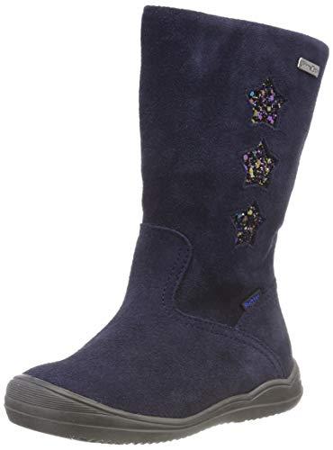 Richter Stella Chaussures pour Enfant - Bleu - Bleu Atlantic Petrol 7200, 26 EU