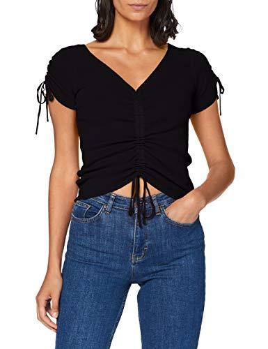 Pepe Jeans Sonia Blusa, Negro (Black 999), Medium para Mujer