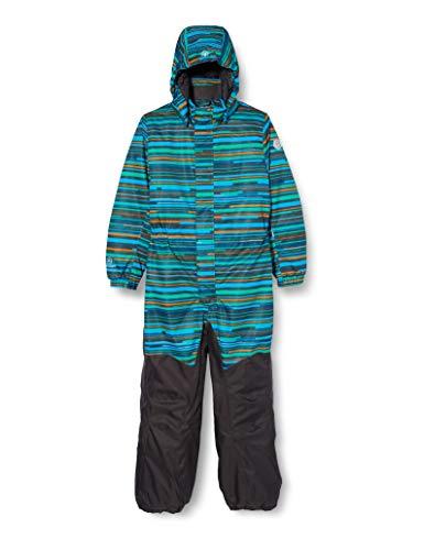 Color Kids Anzug mit Futter Traje para Nieve, Surf Hawaiano, 110 cm para Niños
