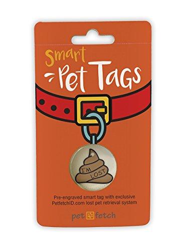 Petfetch Smart ID Pet Tag (IM Lost)