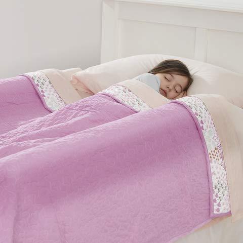Soft & Secure™ Soft Solutions - Protector de barandilla para cama (1 paquete), color blanco ✅