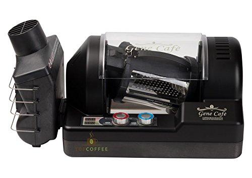 Gene Cafe CBR-101 - Tostador de café, color negro