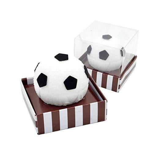 Lote de 10 Divertidas Toallas de Baño con Forma de Balón de...