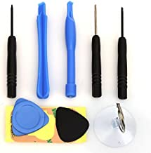 LQZ(TM) 9 in1 Screwdriver Repair Opening Pry Tool Kit Set for Apple iPhone 6 6Plus 5 5S 5C 4 4S 3G 3GS / iPad / iPod Touch