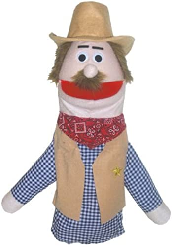 Get Ready 475C Kids Cowboy Puppet by Get Ready Kids