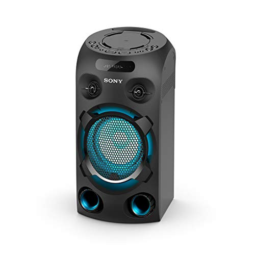 Sony MHC-V02 High Power Audio Bluetooth System with Lights