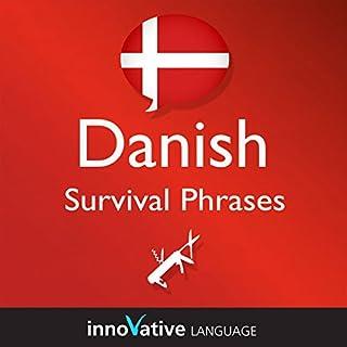 Learn Danish - Survival Phrases Danish, Volume 2 cover art