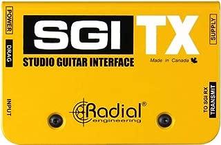 Radial SGI-TX Guitar Interface System Transmitter
