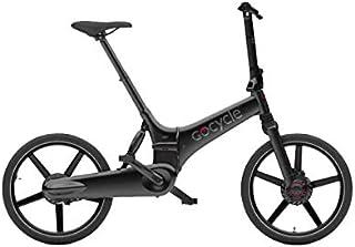 Gocycle GX - Bicicleta eléctrica, Color Negro Mate
