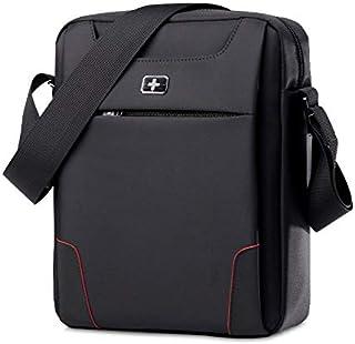 letaowl Bolsos de hombro Ipad Bag Swiss Man Bags Bolso De Hombro Individual Para Hombre Bolsas Impermeables Para Hombres
