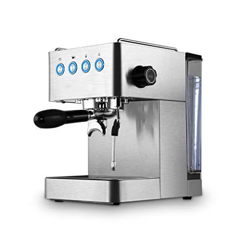 Cafetera doméstica pequeña máquina café expreso
