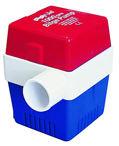 Boating Accessories New Rule 1000 Pump 12V (Old 800#20) RUL 20A