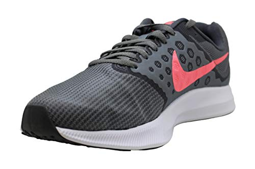 Nike Damen Wmns Downshifter 7 Laufschuhe, Grau (Cool Grey / Lava Glow / Dark Grey / White), 36.5 EU