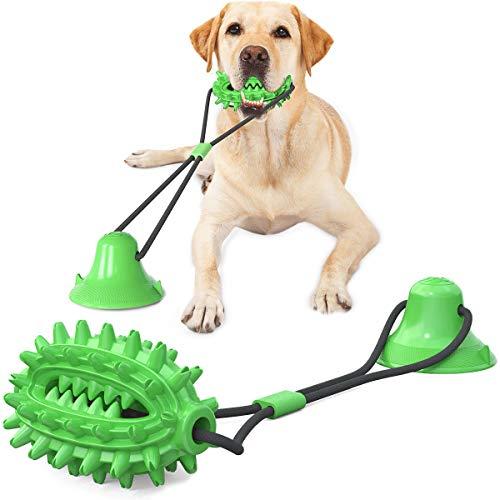 TruuMe Pet Molars Morso Giocattolo, Giocattolo Multifunzione per Animali Domestici, Giocattolo Molare per Cani in Gomma Termoplastica, Pulizia dei Denti con Funzione di Cura Dentale per Cane