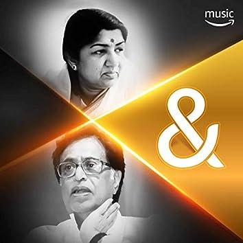 Lata & Hridaynath Mangeshkar: TOGETHER