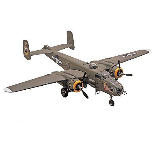 Revell-B-25J Mitchell,Escala 1:48 Kit de Modelos de plástico, Multicolor (15512)