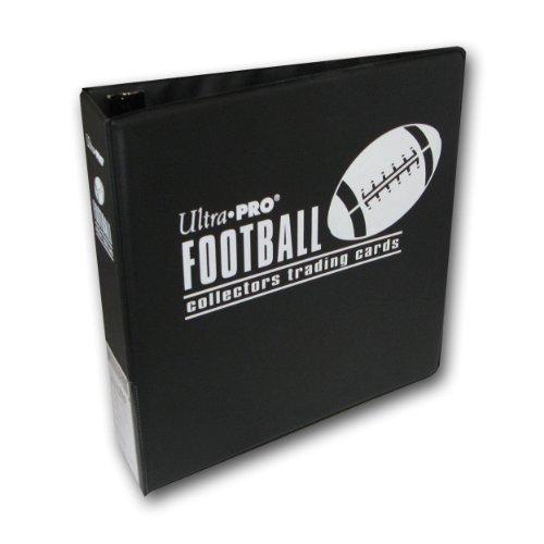 Ultra Pro 3' Black Football Album