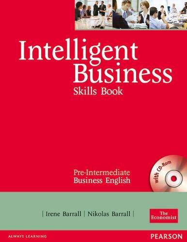 Intelligent Business Pre-Intermediate Skills Book and CD-ROM pack: Industrial Ecology