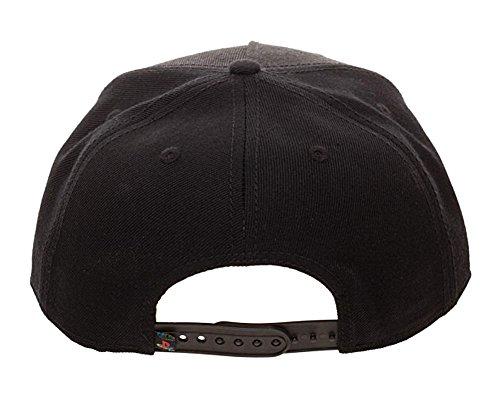 Bioworld Sony Playstation Logo Snapback Hat