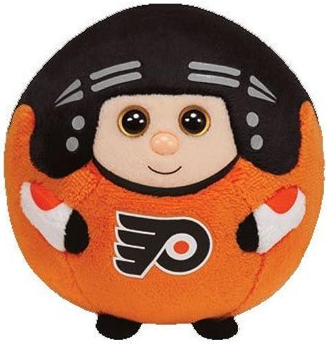 Ty Beanie Ballz Philadelphia Flyers Plush, Medium by TY Beanie Ballz