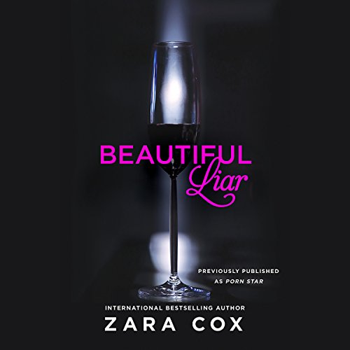 Beautiful Liar audiobook cover art