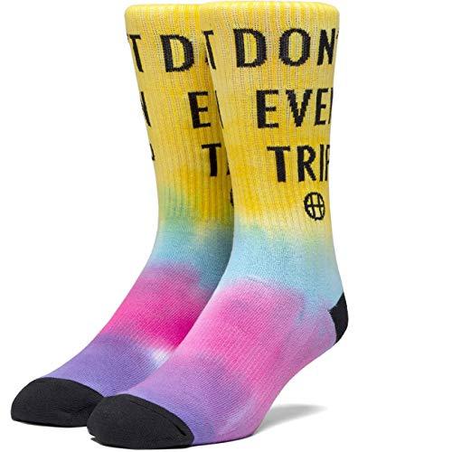 HUF Herren Socken Dont Trip Socks
