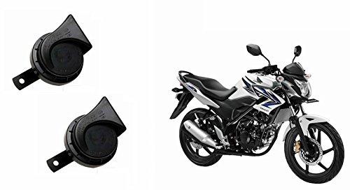 Roots Wind Tone Skoda Type Bike Horn (Set of 2)-Honda Trigger