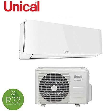 UNICAL MONOSPLIT INVERTER SERIE AIR CRISTAL CMUN10H 10000 BTU/H
