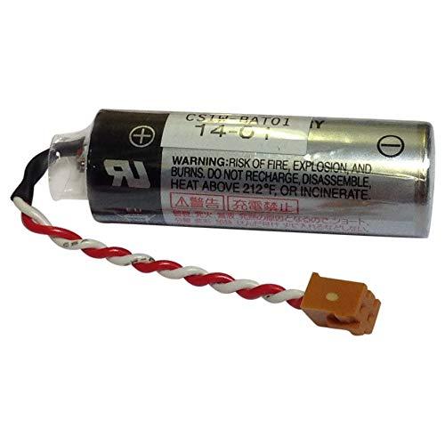 Omron - Batería de litio 3.6V CS1W-BAT01 PLC OMRON - CS1W-BAT01