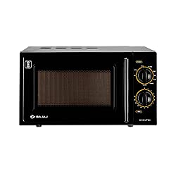 Bajaj 20 Litres Grill Microwave Oven with Mechanical Knob