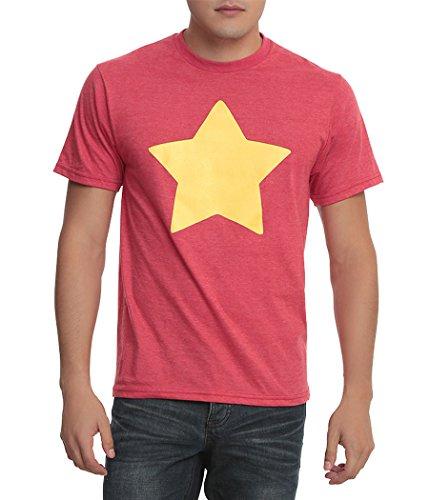 Steven Universe Star T-Shirt-Medium