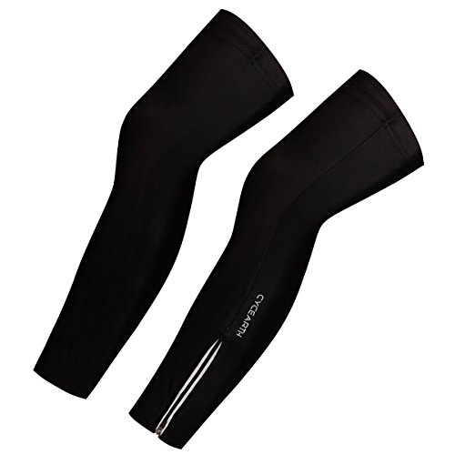 CYCEARTH Men Women Cycling Leg Warmers MTB Bike Bicycle Leggings Legwarmers Sports Tights Covers Sunproof