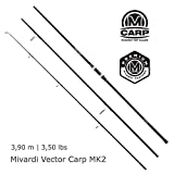 Mivardi Vector Carp MK2 Karpfenrute 3-teilig 2.75-3.50 lbs (3,90 m | 3.50 lbs)