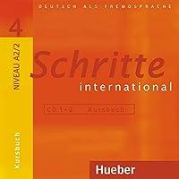 Schritte International: CDs zum Kursbuch 4 (2)