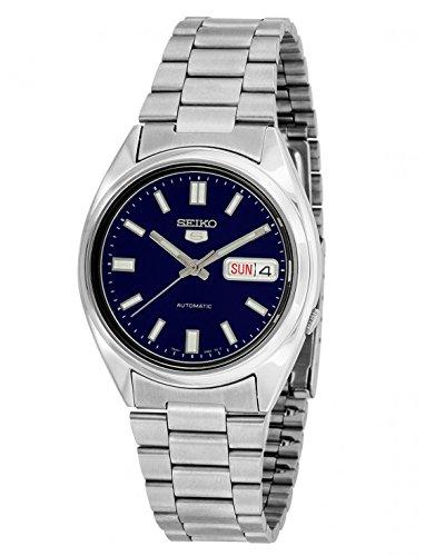 Seiko - Uhr - Herren - Seiko Herrenuhr SNXS77K Silber - TU