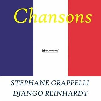 Stephane Grappelli, Django Reinhardt