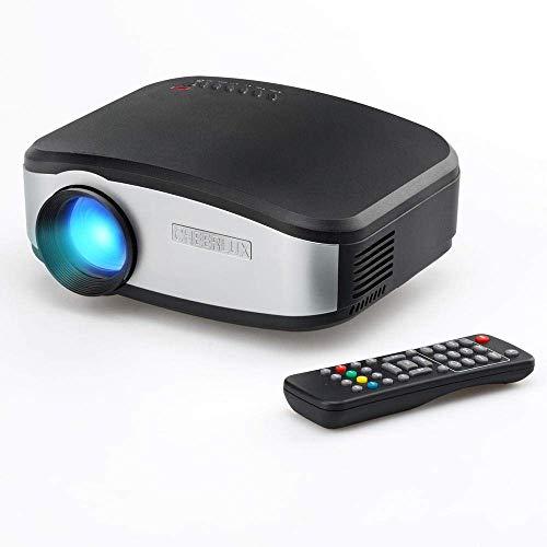 GXY Proyector Lumens Mini LED Proyector para cine en casa Hdmi...