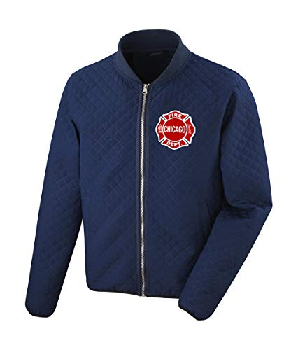 Chicago Fire Department - Squad Steppjacke (2020) (S)