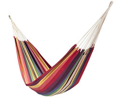 Escuderos EUR00002 Sablayan Simple Hamac Coton/Polyester/Tissu Bahia 30 x 22 x 12 cm