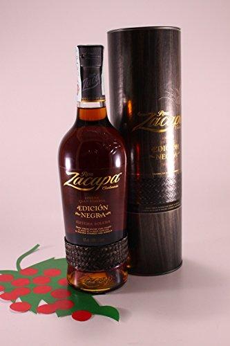 Rum Zacapa Edición Negra Solera Gran Reserva 43{659693293a239200c87ec0827265dc7a0b8cd04295984ae318c834b90f99468e} 70 cl. - Ron Zacapa Centenario - Ron de Guatemala