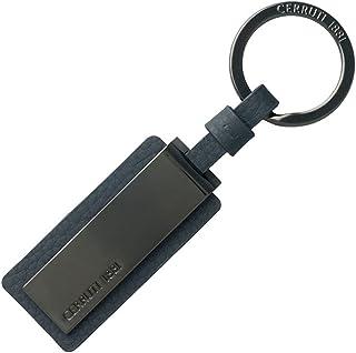 CERRUTI Key Ring Hamilton Dark Blue,NAK711N