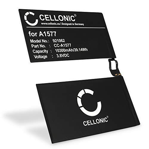 CELLONIC® Ersatz Akku A1577 für Apple iPad Pro 12,9