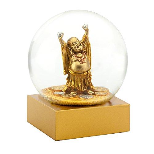 CoolSnowGlobes Boule à Neige Bouddha Rieur