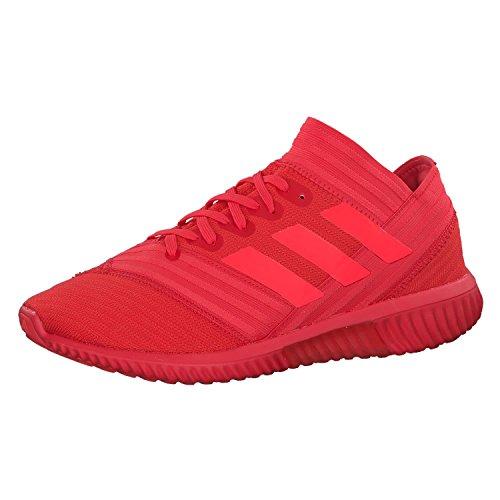 adidas Herren Nemeziz Tango 17.1 Tr Fitnessschuhe, Rot (Reacor/Redzes Reacor/Redzes), 40 EU