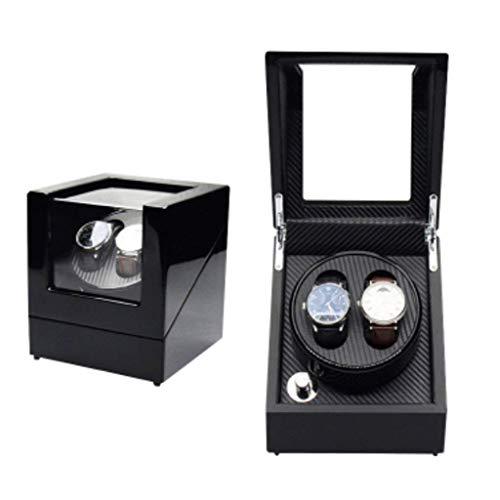 ZLININ Y-longhair - Soporte de bobinador mecánico automático para reloj (color: 2 + 0 A)