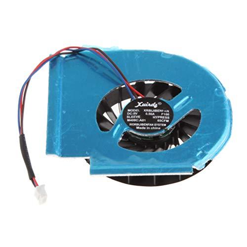 MagiDeal Ventilador de Refrigeración de La CPU del Ordenador Portátil para Lenovo IdeaPad 100 15 110 100-14IBD 100-15IBD - para Lenovo IBM T400 R400 Series