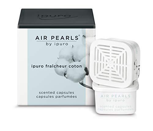 ipuro air pearls fraîcheur coton capsule, 1 Box (2x Kapseln), 23 g