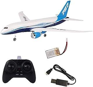 مجموعة طائرة بوك، طائرة بوينغ 787، نموذج فوم EPP RC بدون طيار 2.4 جيجا 3 قنوات للتحكم عن بعد طائرة مزلقة طائرة طائرة طائرة...